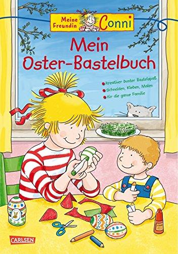 Conni Gelbe Reihe: Mein Oster-Bastelbuch von Hanna Sörensen (24. Januar 2014) Taschenbuch