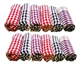 #9: Cleaning Cloth Multipurpose Kitchen Napkin Table Wipe - by the cotton chef