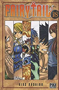 Fairy Tail Edition simple Tome 18