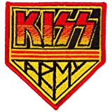 Kiss - Army Patch
