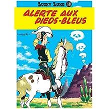 Lucky Luke, tome 10 : Alerte aux Pieds-bleus