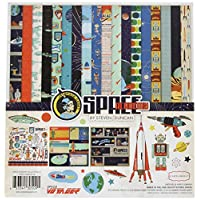 Carta Bella Paper Space Academy Collection Kit