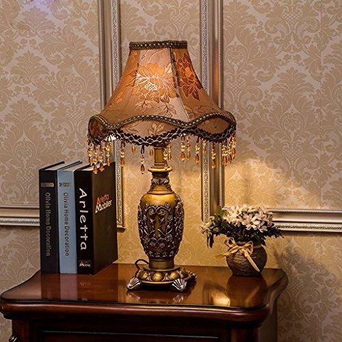 Camera da letto lampada da comodino creativo di lusso complesso americano arti decorative studio camera da letto della lampada salotto classica nordica europea