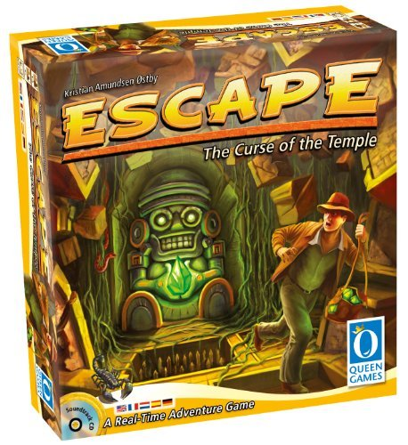 Escape: The Curse of the Temple by Queen Games by Queen Games