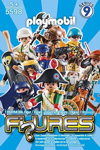 Playmobil Figuras - Pack niños Serie 9 5598