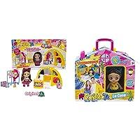 Me Contro Te- Giochi Preziosi Mini Doll 12 Cm Stanza Segreta, Multicolore, Mec32000 & - Giochi Preziosi La Casa Con Mini…