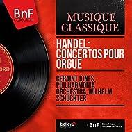 Handel: Concertos pour orgue (Mono Version)