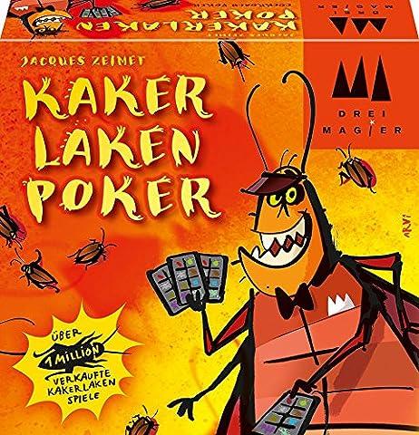 Drei Magier Spiele 40829 - Kakerlakenpoker