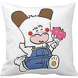 Pillow Cuscino Personalizzato 40X40 Hello Spank Cartone Anni 80-2 - Idea Regalo