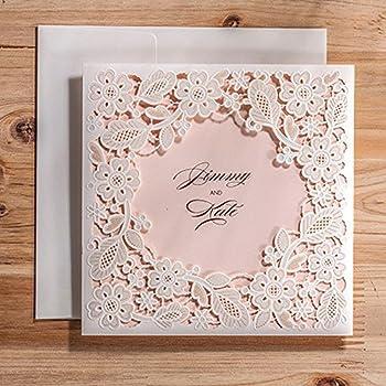 20stk Hochzeit Einladungskarten Hochzeitseinladung Einladung Karten