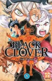 Black Clover. 8,    Tabata, Yûki. Auteur