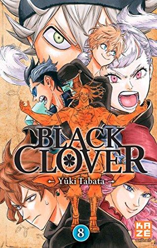 Black Clover /8 : Espoir versus désespoir