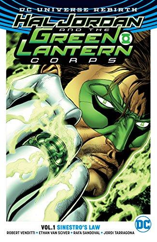 Hal Jordan and the Green Lantern Corps (2016-2018) Vol. 1: Sinestro's Law (English Edition)