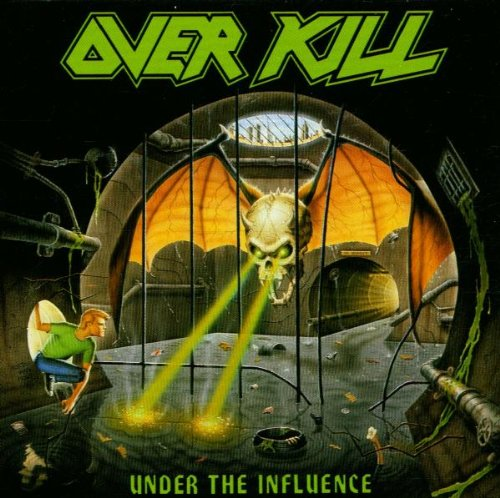 Overkill: Under The Influence (Audio CD)