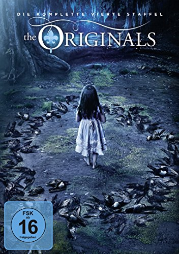 The Originals: Die komplette 4. Staffel [DVD] - Diaries-staffel Vier Vampire