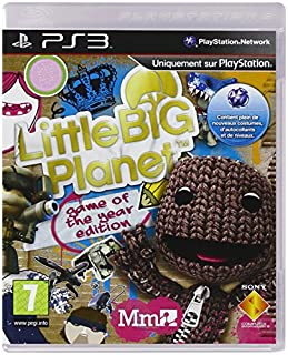 Little big planet - édition jeu de l'année (B0033WSJY6) | Amazon price tracker / tracking, Amazon price history charts, Amazon price watches, Amazon price drop alerts