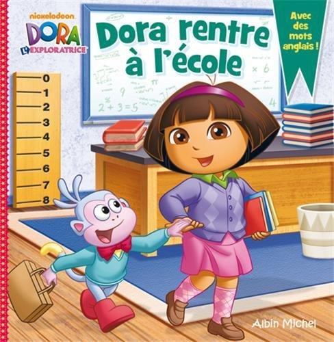Dora rentre à l'école