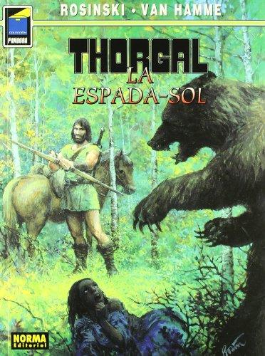 THORGAL 18: LA ESPADA-SOL
