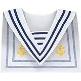 Boland-29281 Sailor Capa, color azul/blanco, Talla única (Ciao Srl 29281)