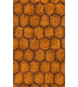 EPICCASE honeycomb Mobile Back Case Cover For Sony Xperia Z3 (Designer Case)