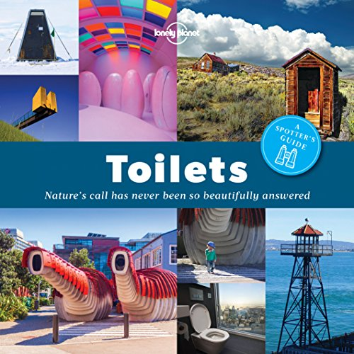 Toilets: a spotter's guide - 1ed - Anglais