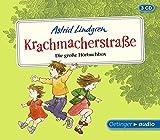 Krachmacherstraße - Die große Hörbuchbox (3 CD): Lesungen