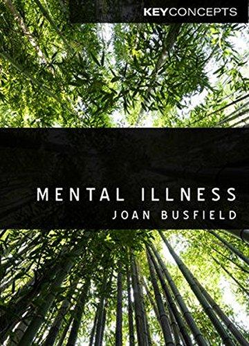 Mental Illness (Key Concepts)