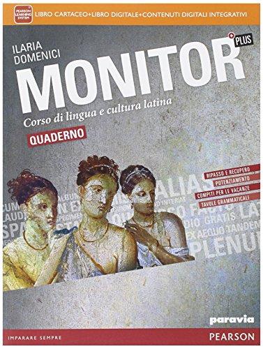 Monitor plus quaderno. Per i Licei. Con espansione online