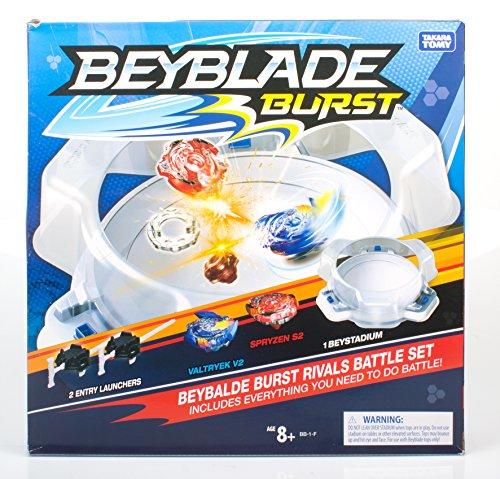 Takara Tomy Beyblade Burst Rival Battle Set (38.4cm)