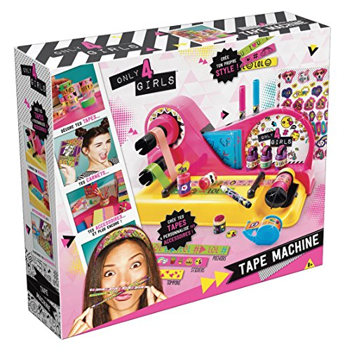Canal Toys – CT28518 – Loisir Créatif – Only for Girls – Tape Machine