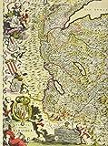 Image de Le grandi Alpi nella cartografia 1482-1885