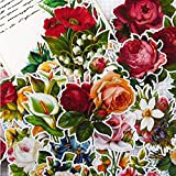 YLGG Kreative Süße Selbstgemachte Retro Victoria Rose Aufkleber Scrapbooking Aufkleber/Dekorative...