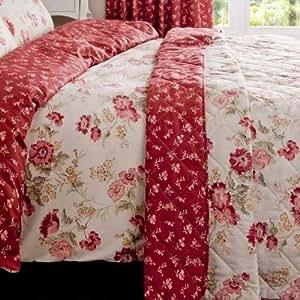 Catherine Lansfield Etta Bedspread, Multi