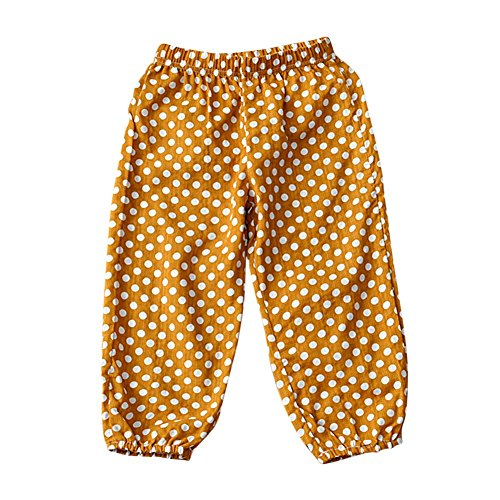 Baby Jungen Mädchen Floral Beiläufige Elastische Pumphose Kleidung 0-5 Jahre ()