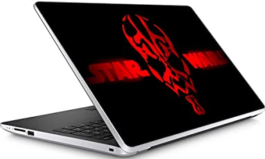 GADGETS WRAP Darth Maul Star Wars Laptop Decal for 15.6 inch Laptop (15x10inch)