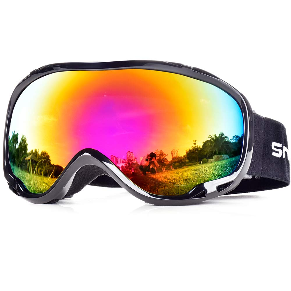 813029d13ef Snowledge Ski Snowboard Goggles - Shop   Uniq Surface