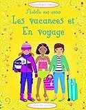 Telecharger Livres J habille mes amies Les vacances et en voyage Autocollants Usborne volume combine (PDF,EPUB,MOBI) gratuits en Francaise