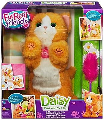 Furreal Friends - A2003E350 - Peluche - Daisy Mon Chat Joueur