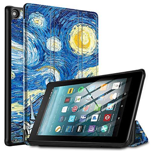 cover per tablet fire IVSO Custodia Cover per Nuovo Tablet Fire 7 2019