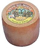 d'Origine Tête De Moine - Fromage De Tête AOC Suisse Moine Pleine Miche De 900g