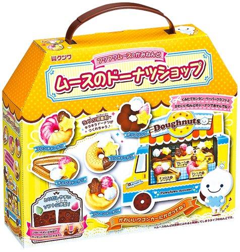 Donut-Shop von Haarschaum usw. Ninen flauschigen Mousse (Japan-Import)