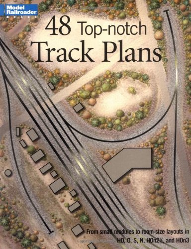 Hayden, B: 48 Top-Notch Track Plans (Model Railroad Handbook) por Bob Hayden