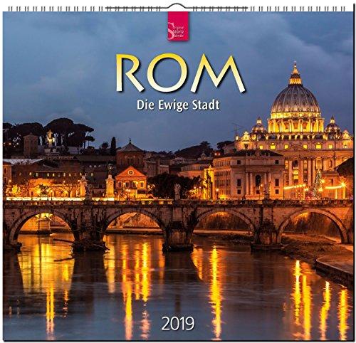 Rom - Die Ewige Stadt 2019: Mittelformat-Kalender