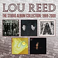 The Studio Album Collection:1989-2000
