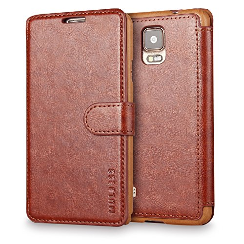 samsung-galaxy-note-4-case-mulbess-pu-leather-flip-case-cover-for-samsung-galaxy-note-4-wallet-coffe