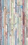 d-c-fix F3431001 Selbstklebefolie, Folienmaß 45 x 150 cm, Dicke 0,20 mm, bunt