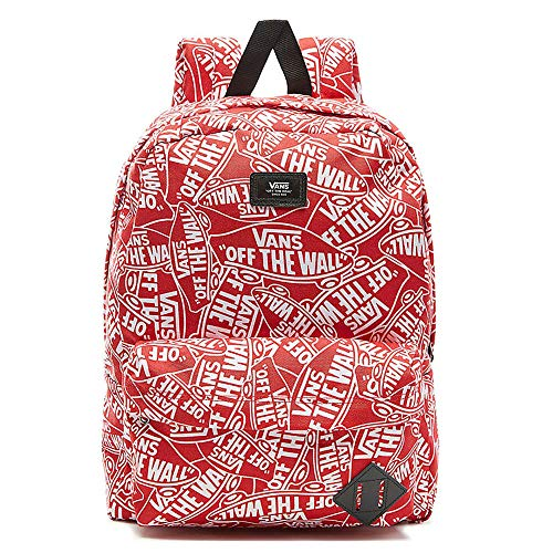 Vans old Skool II Backpack - Red
