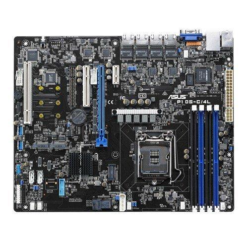 ASUSTeK COMPUTER 90SB0530-M0UAY0 Motherboard schwarz