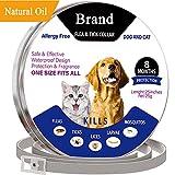 Allouli Haustiere zusätzlich zu Zeckenhalsbändern (Katzen und Hunde)