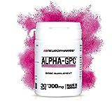 Alpha-GPC | NIEUW! Nootropicum | 30 capsules van 300 mg 100% (L-Alpha glycerylfosforylcholine) | veganistisch